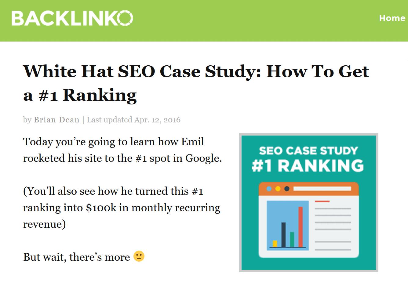 backlinko blog post