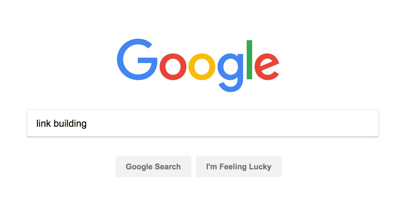 Type a keyword into Google