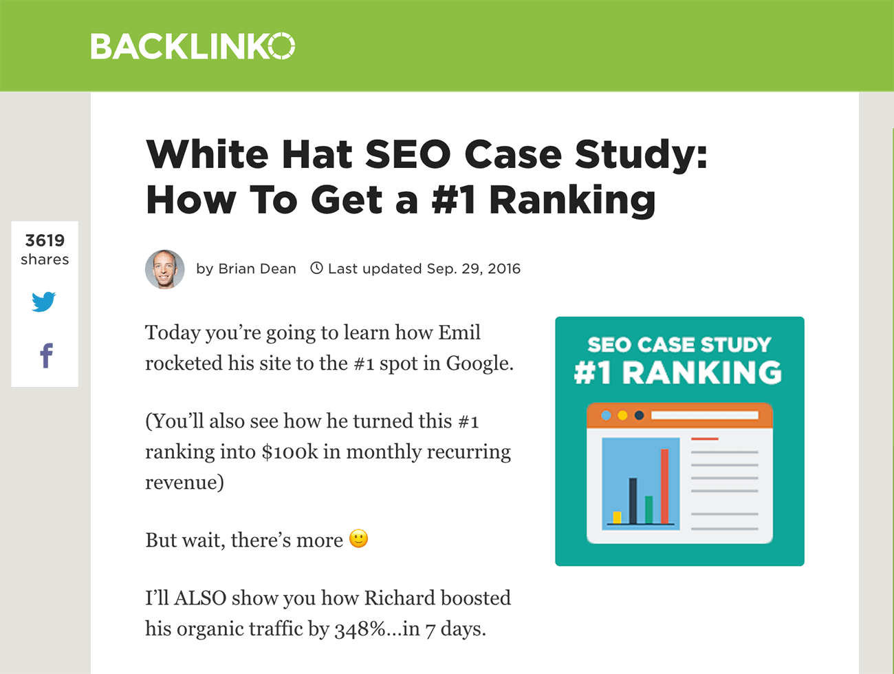 White Hat SEO post improved
