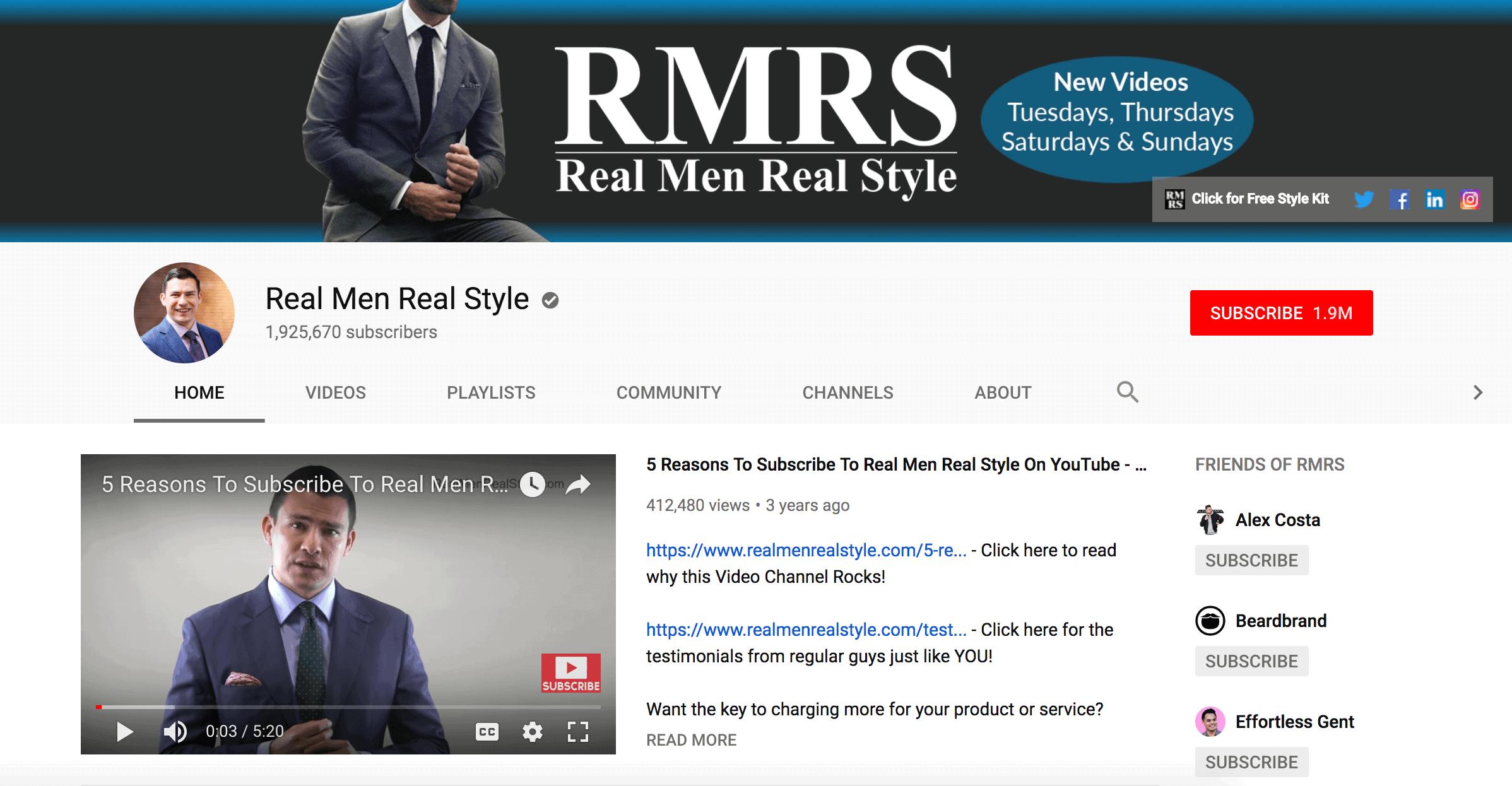 RealMenRealStyle