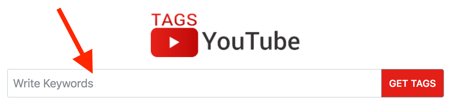 TagsYouTube