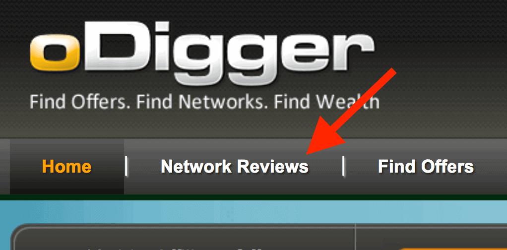 Odigger network reviews