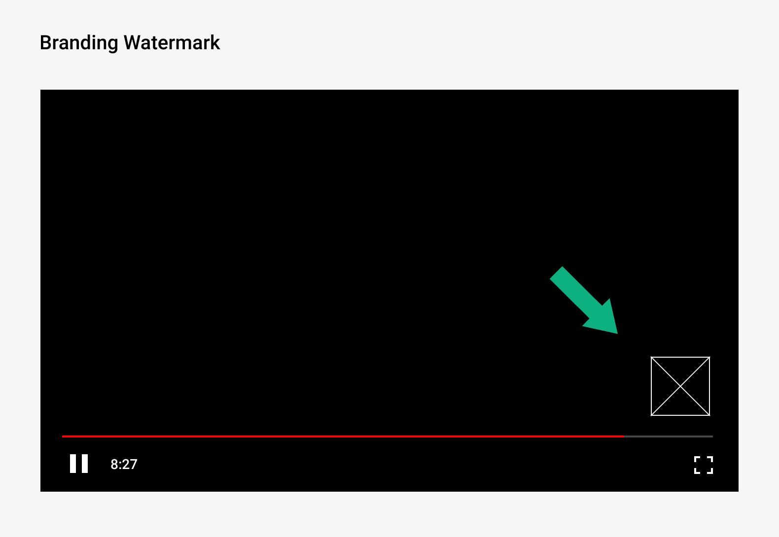 Branding Watermark