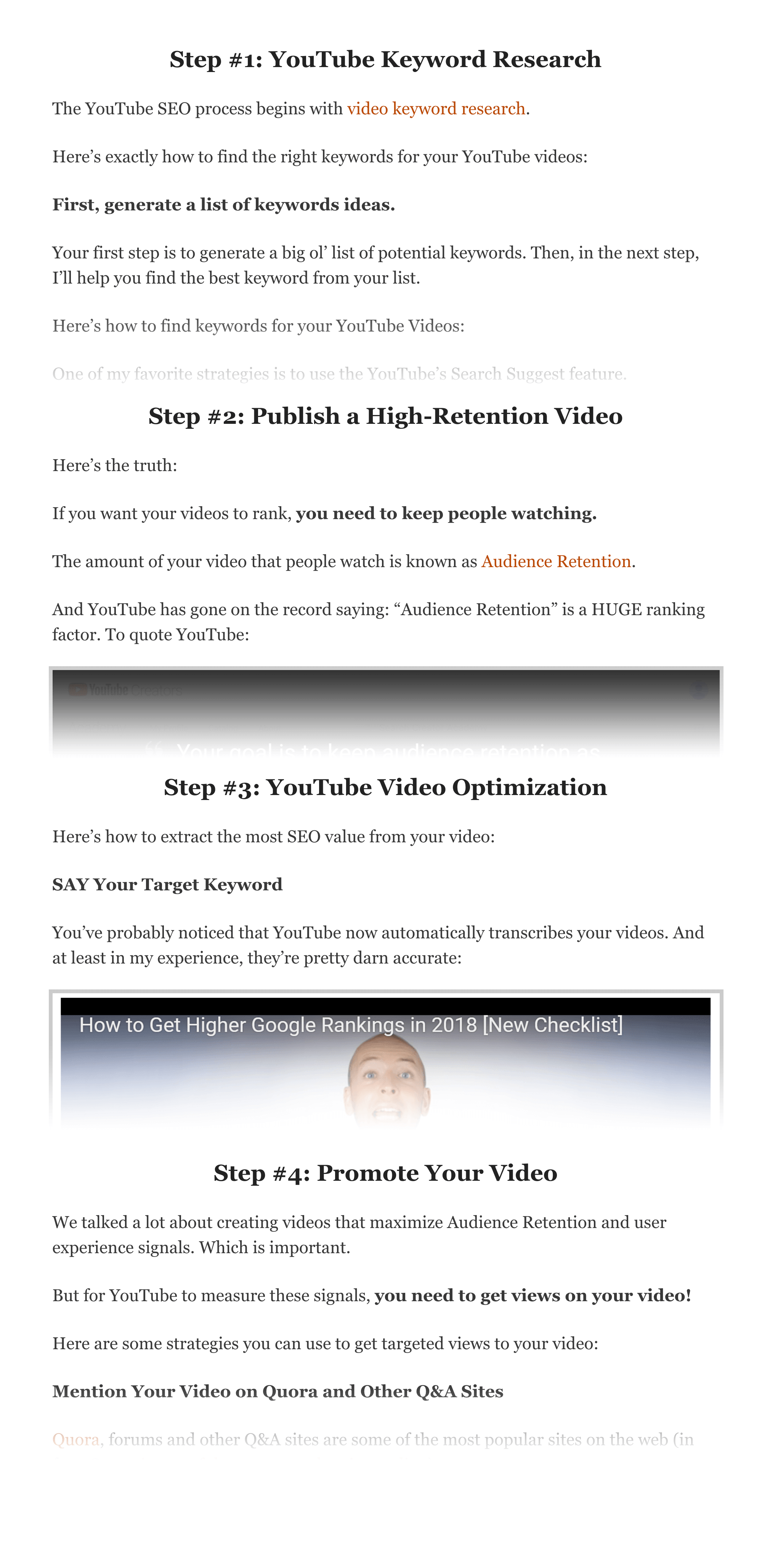 How to Rank YouTube Videos post – Strategies and techniques