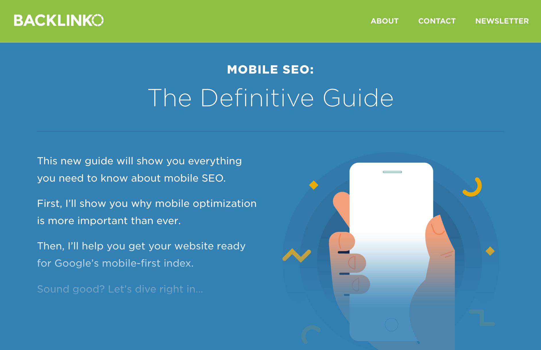 Mobile SEO Guide