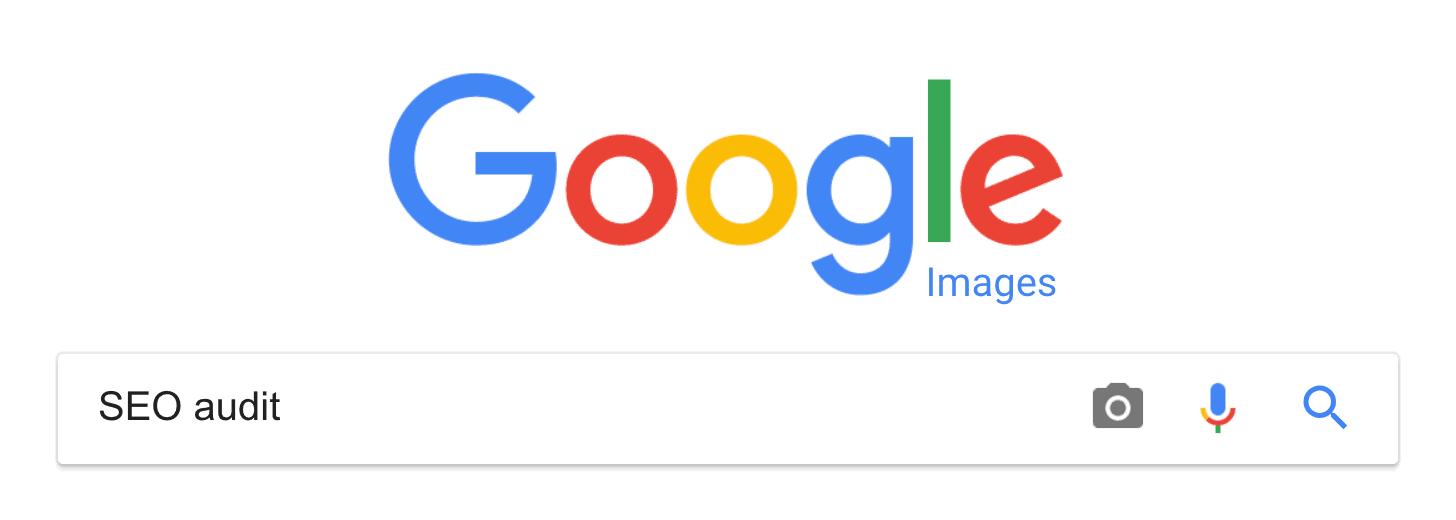 Enter keyword into Google Images