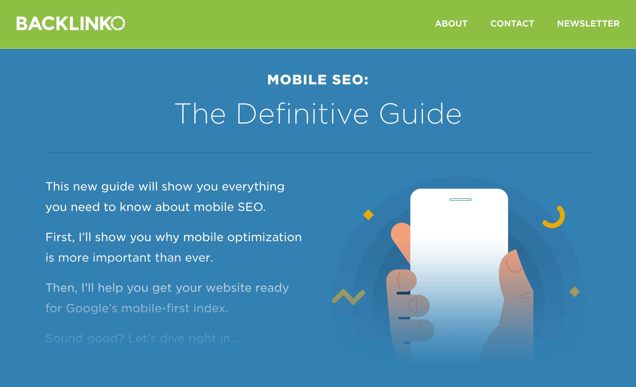 Mobile SEO Guide – Post