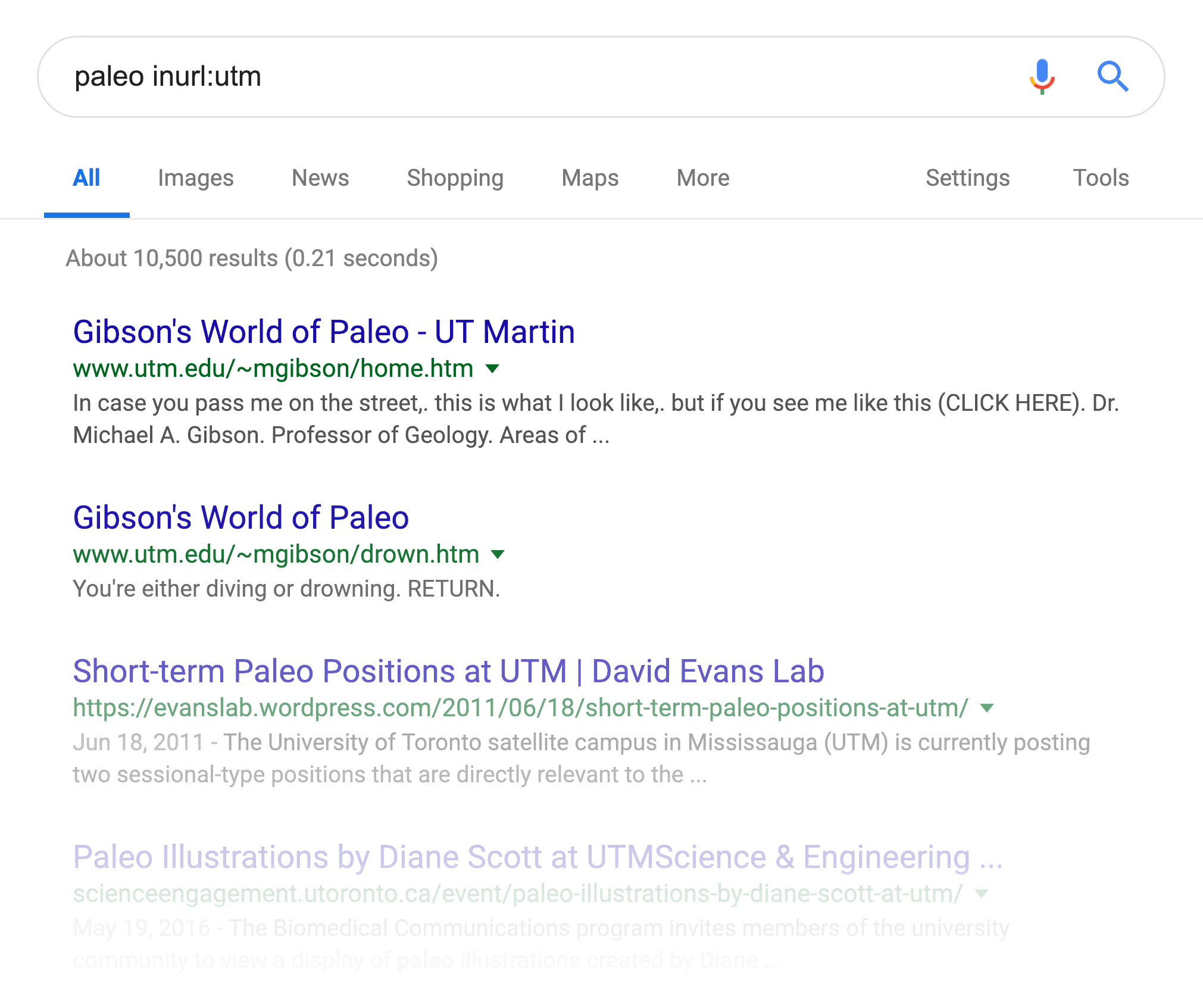 Dynamic URLs are long and get cut off in the search results