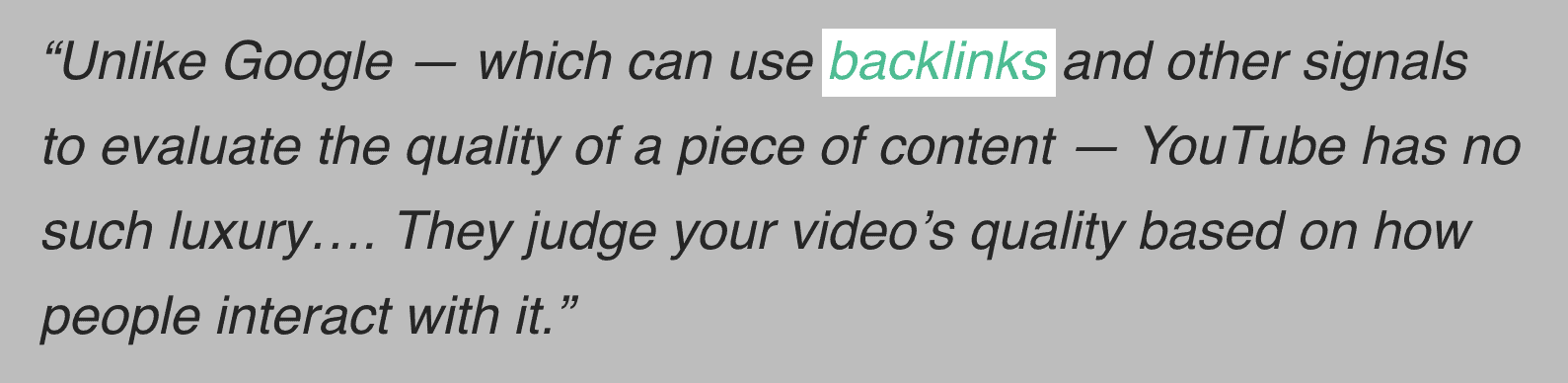 Link to Backlinko with anchor text backlinks