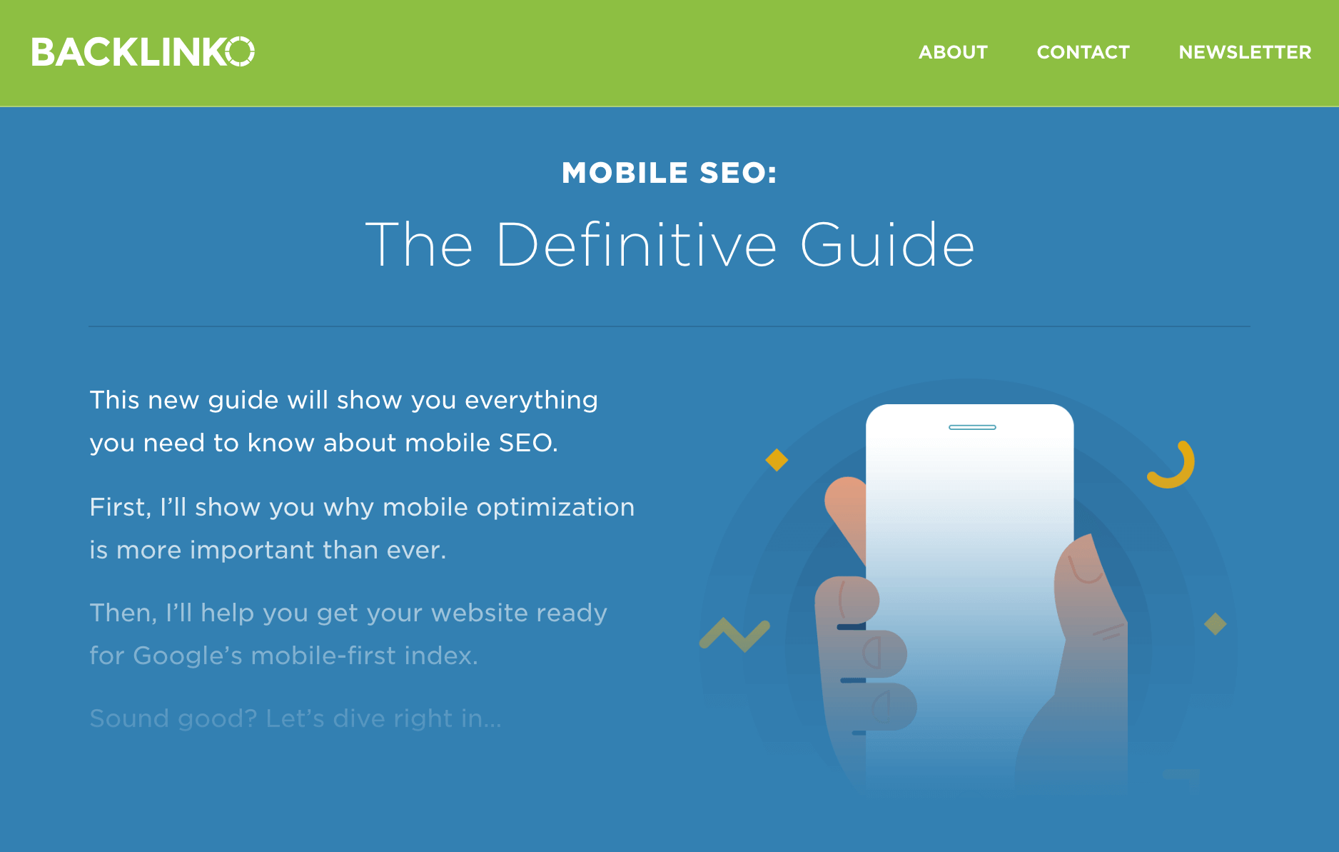 Mobile SEO Guide post