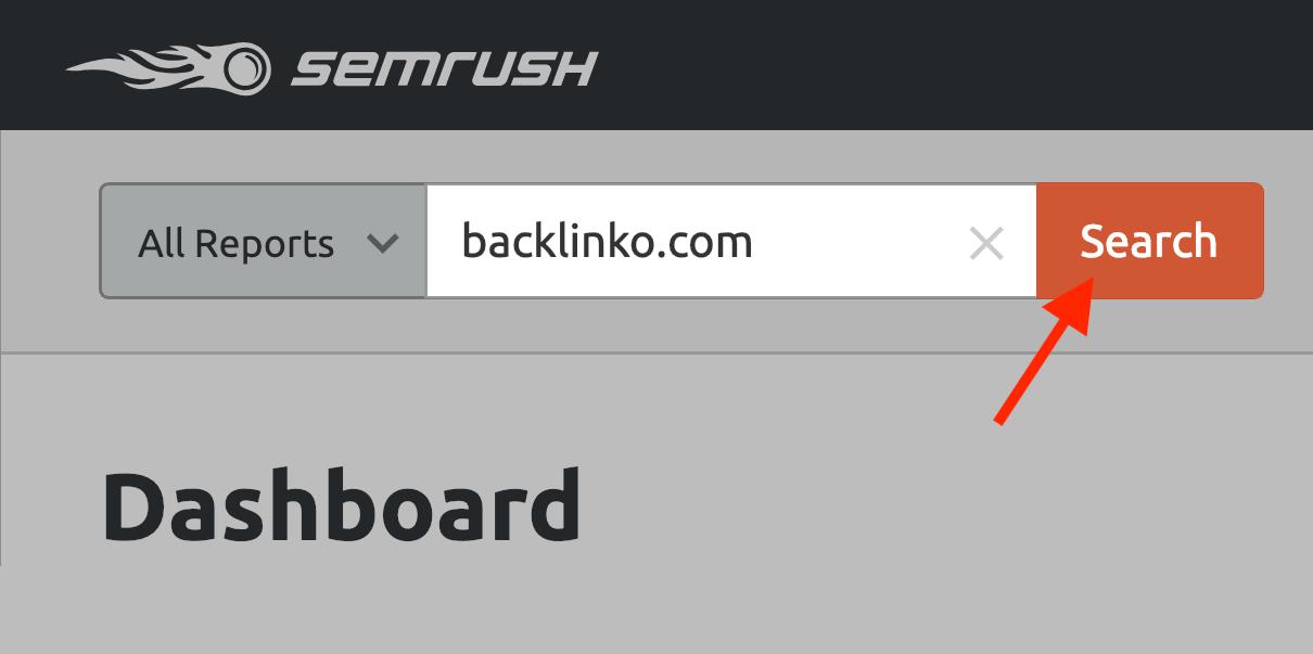 SEMRush - Accedi al sito web