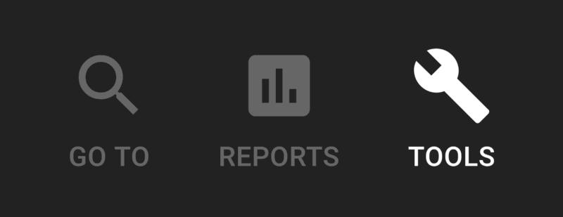 AdWords – Toolbar