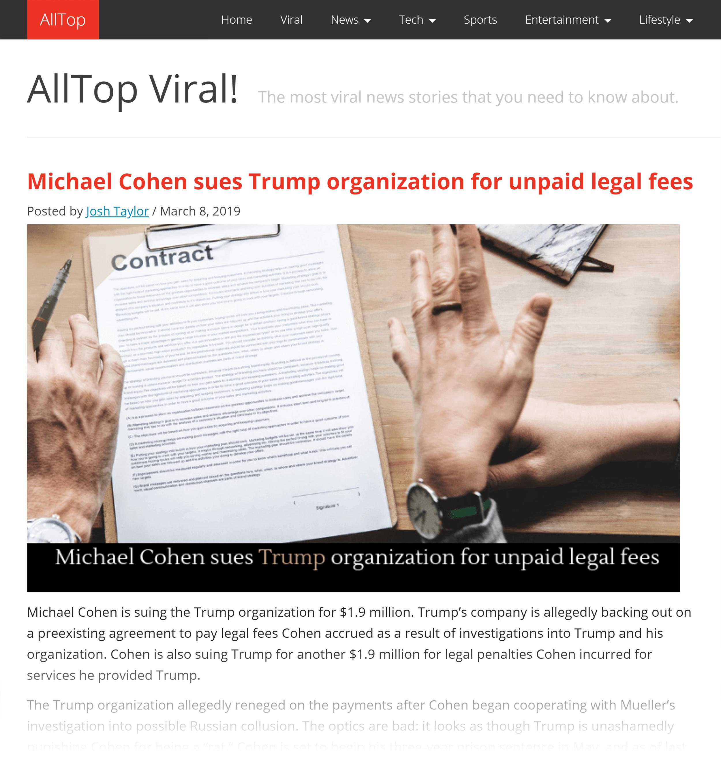 Alltop – Viral