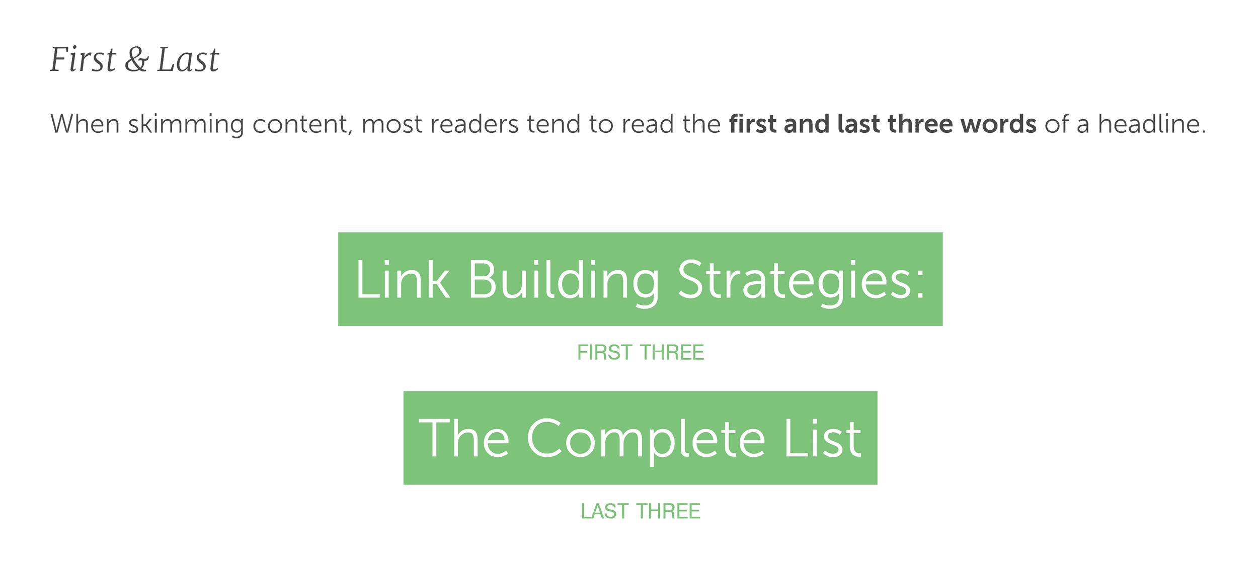 CoSchedule - analisador de título - primeiro e último