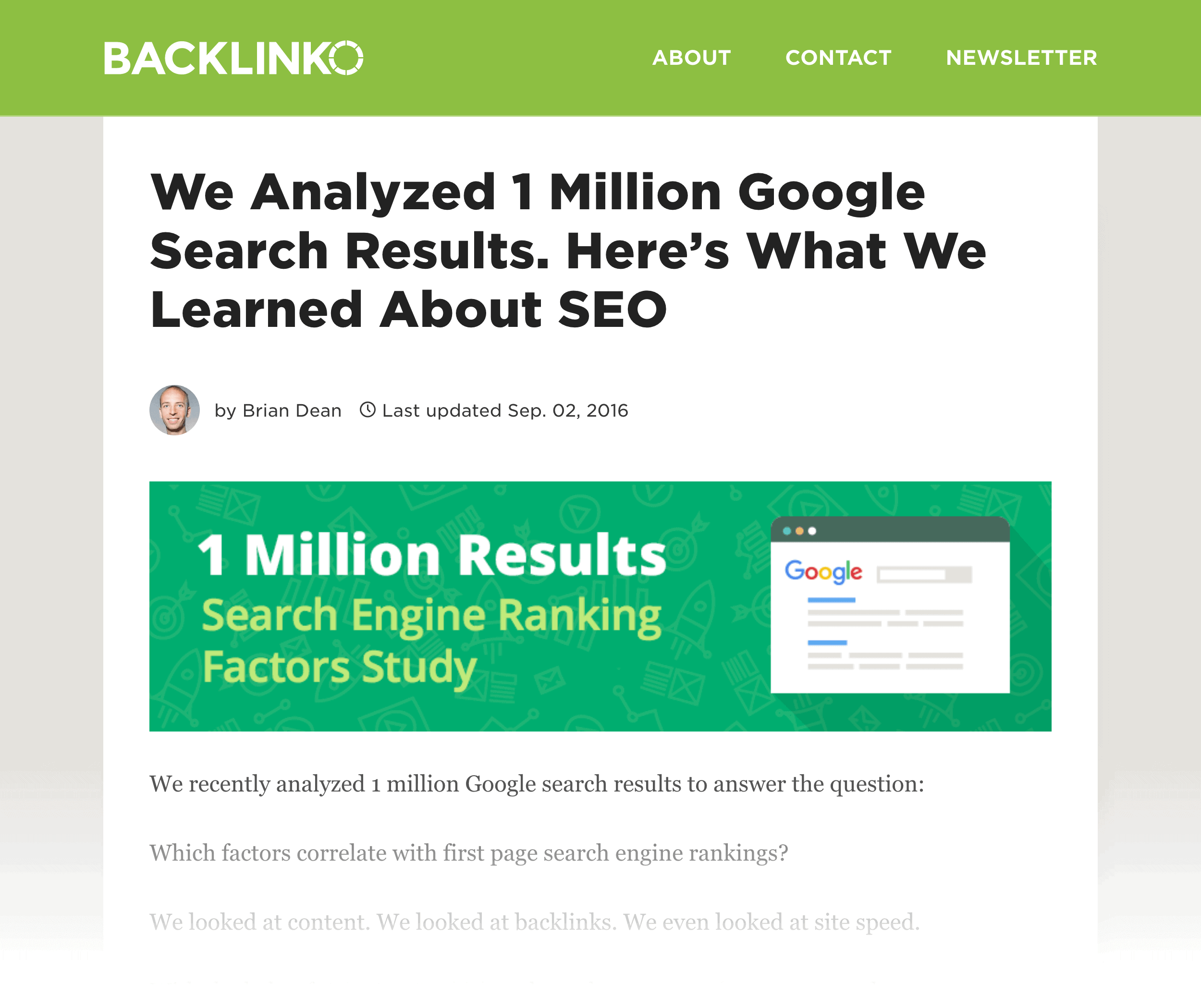 Search Engine Ranking – Home