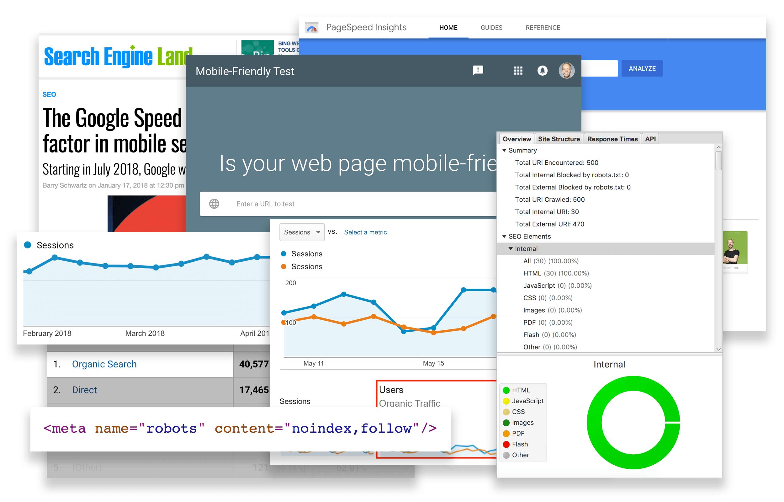 Ultimate SEO Audit – Screenshots