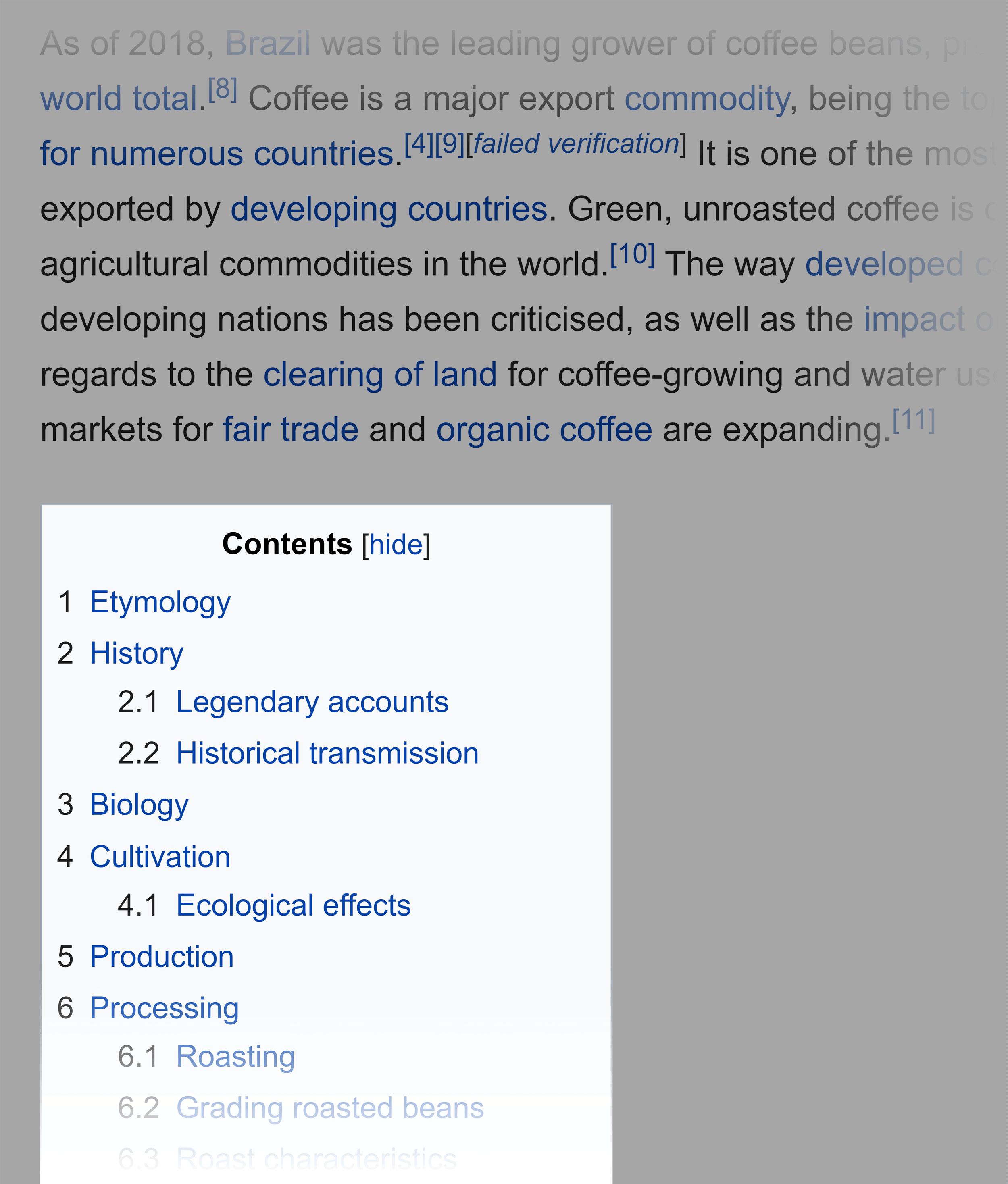 Wikipedia – Contents