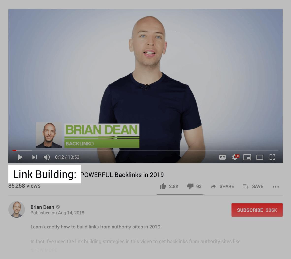 Link Building – Title