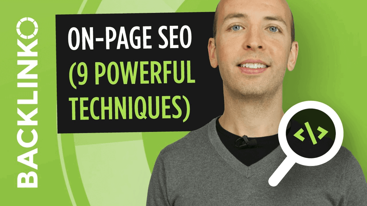 On-page SEO – Video