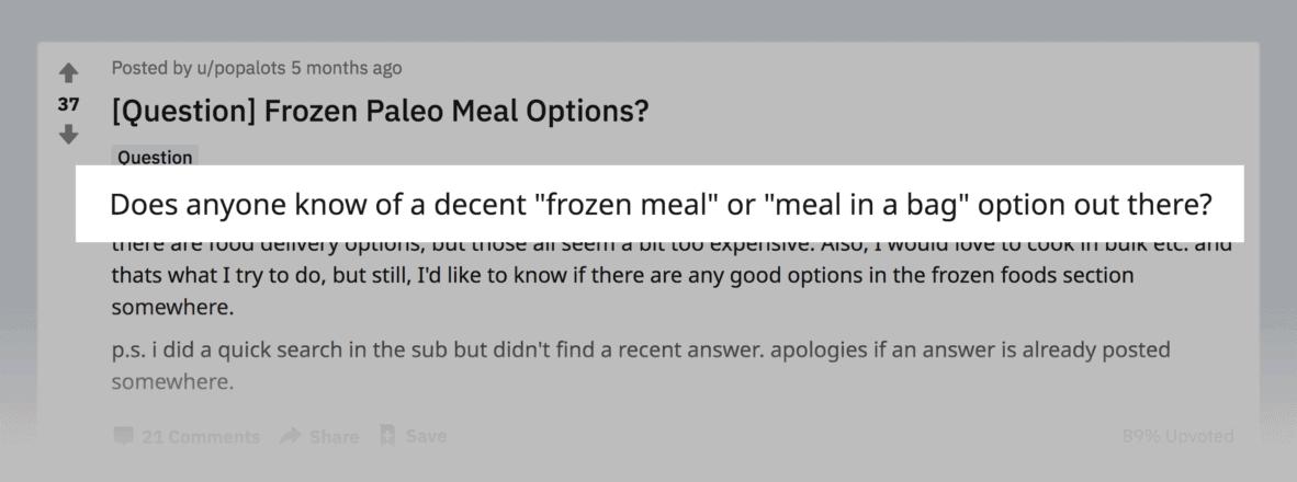 Reddit question