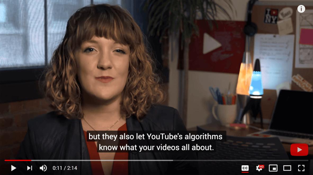 YouTube – Algorithms