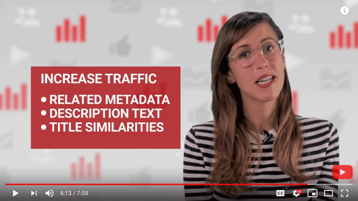 YouTube – Increase Traffic