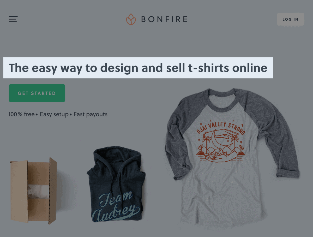 Bonfire – Headline