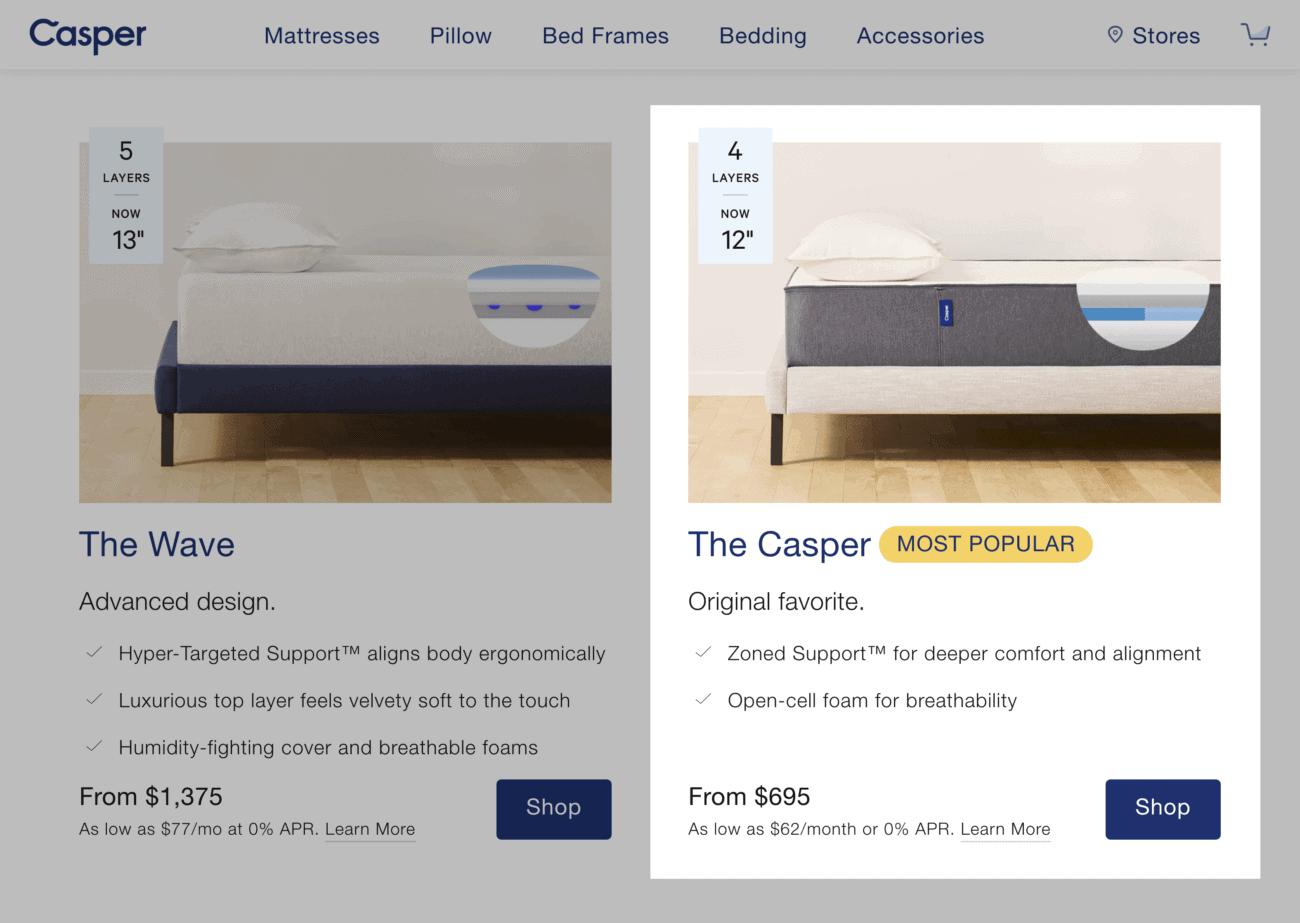 Casper – Popular