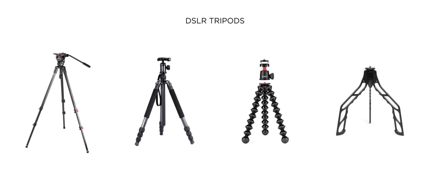 DSLR tripods