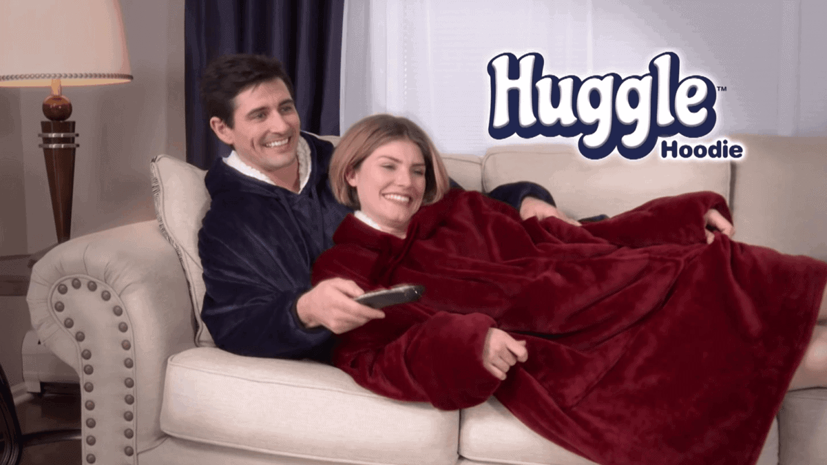 Huggle Hoddie – Infomercial
