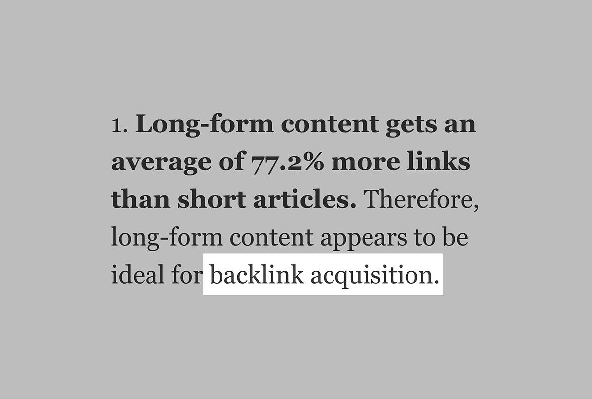 """""""Backlink acquisition"""" term"""