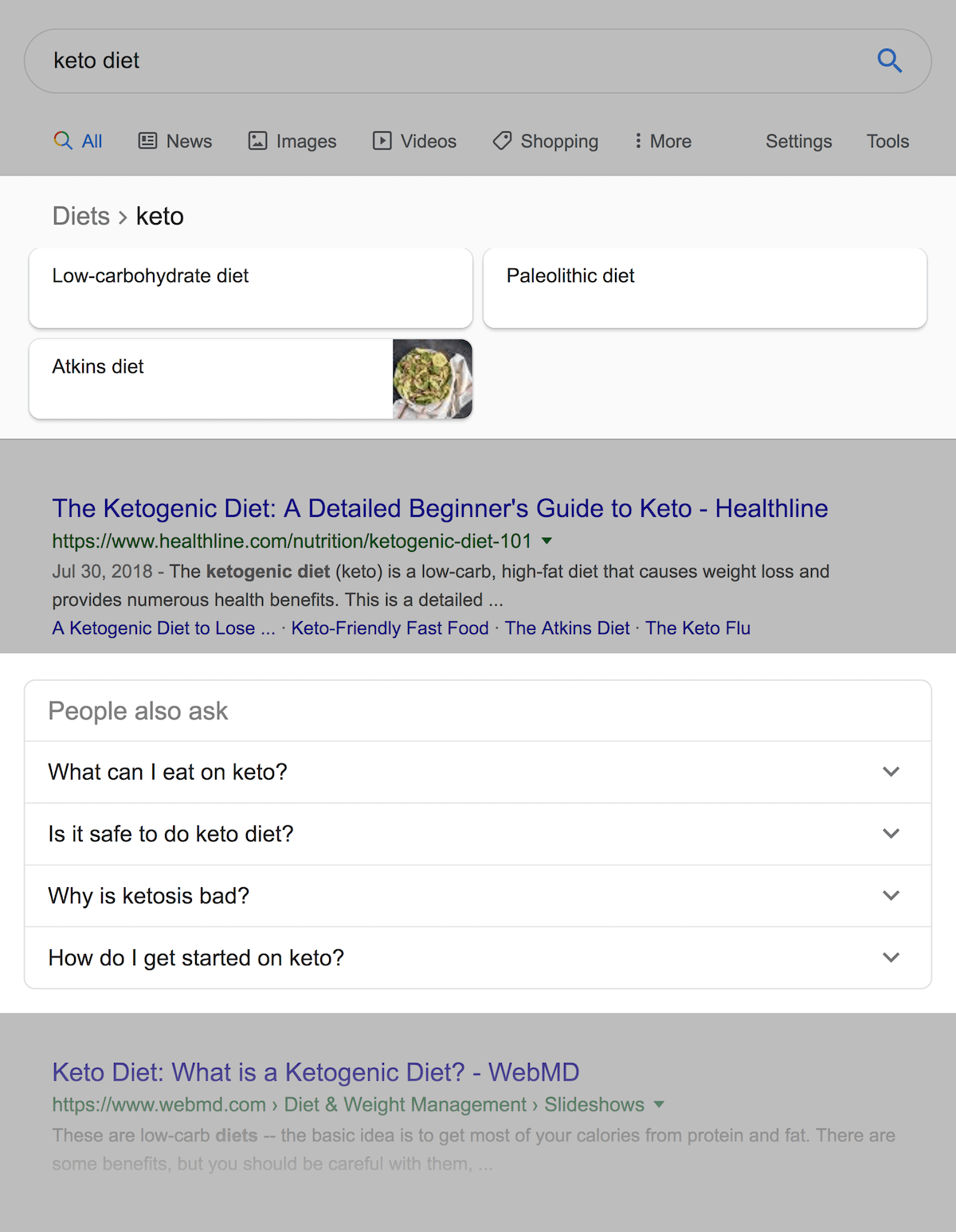 Google features that steal