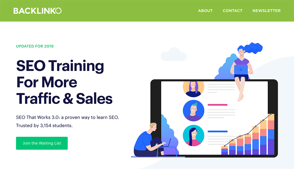 SEO Training for More Traffic & Sales