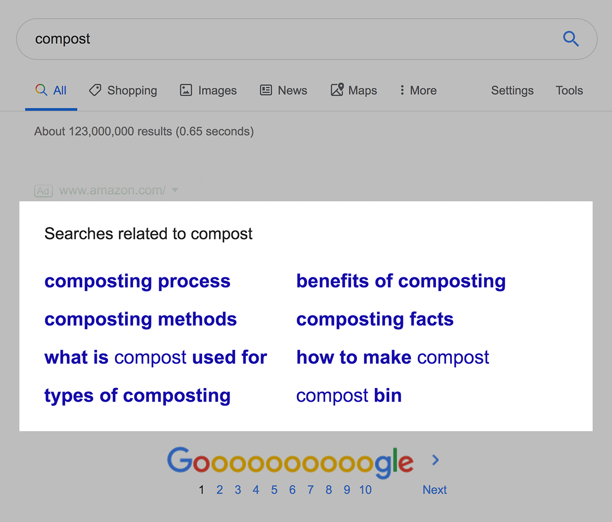 Searches related to 'compost'