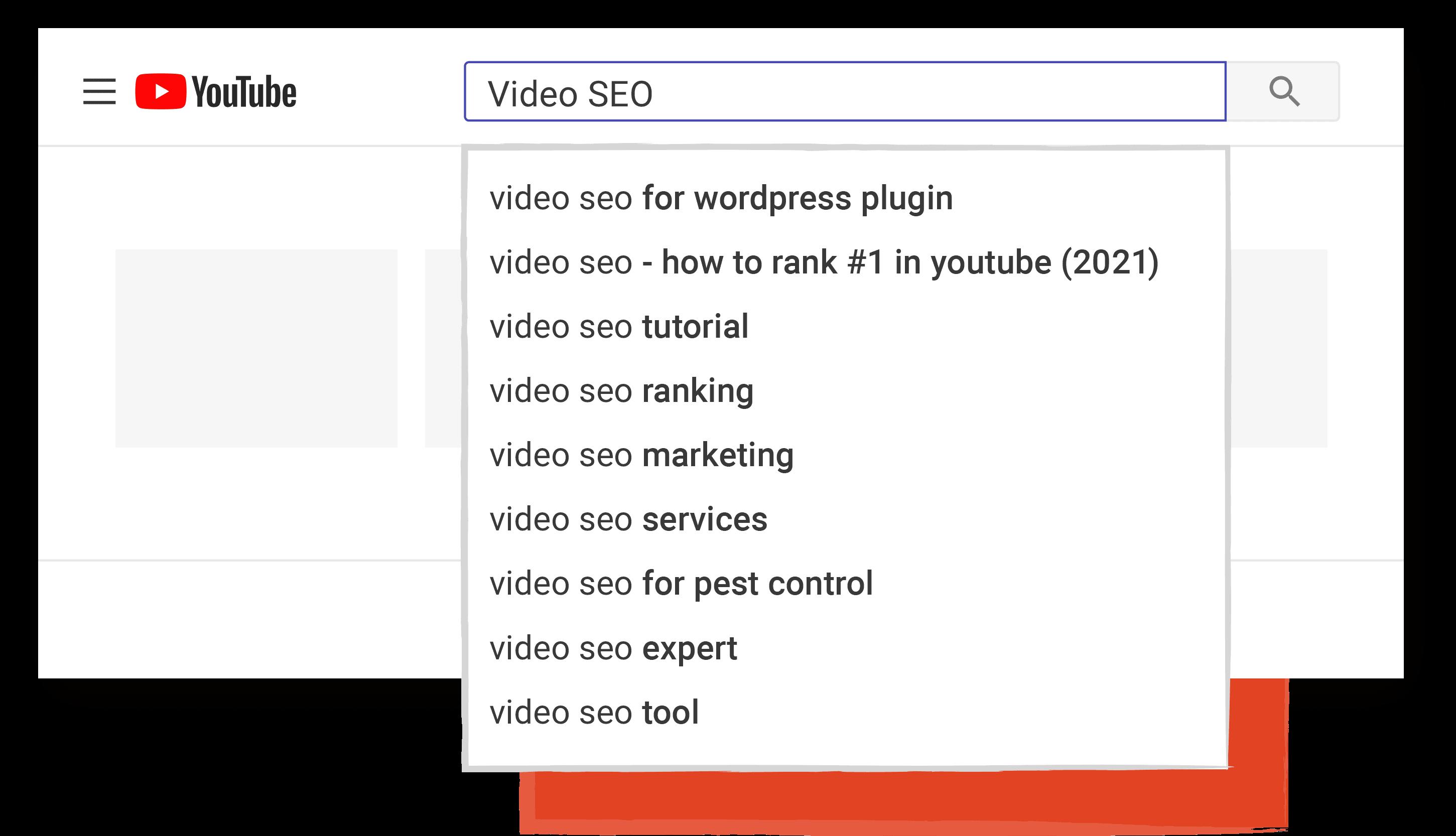 """video seo"" search"