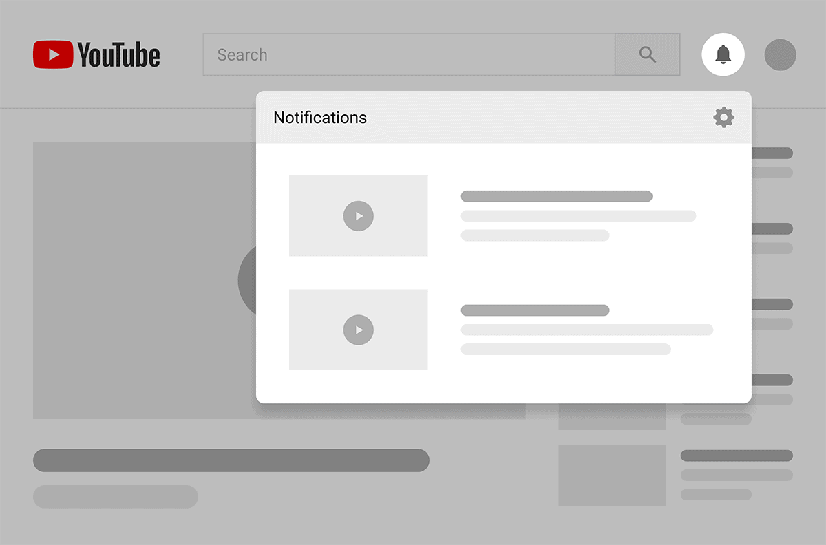 YouTube Notifications