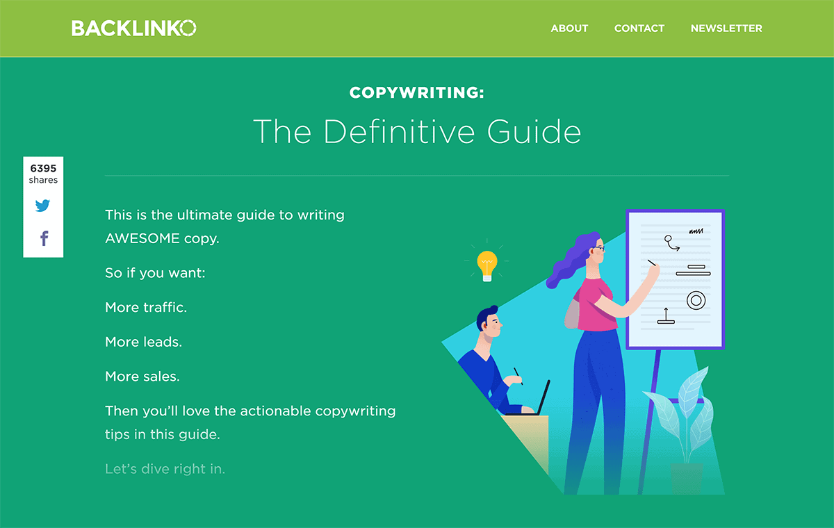 Backlinko – Copywriting Guide