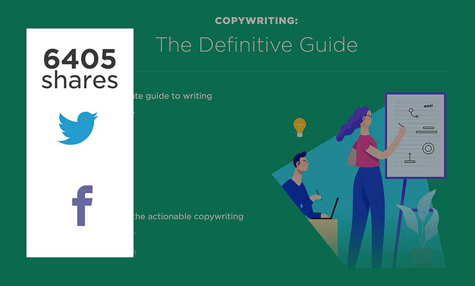 Copywriting Guide – Social shares