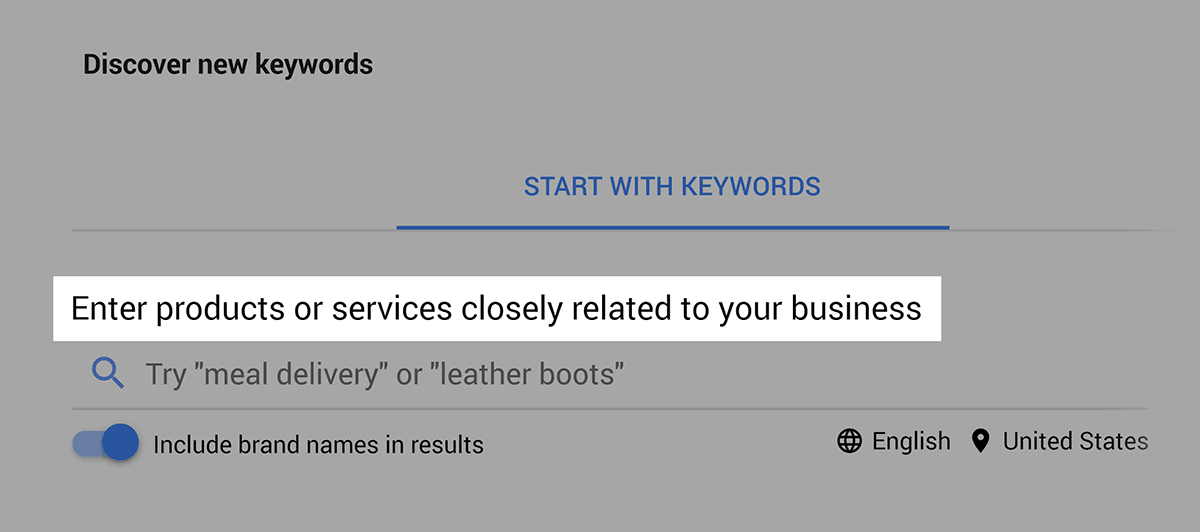 How to Use Google Keyword Planner New Guide