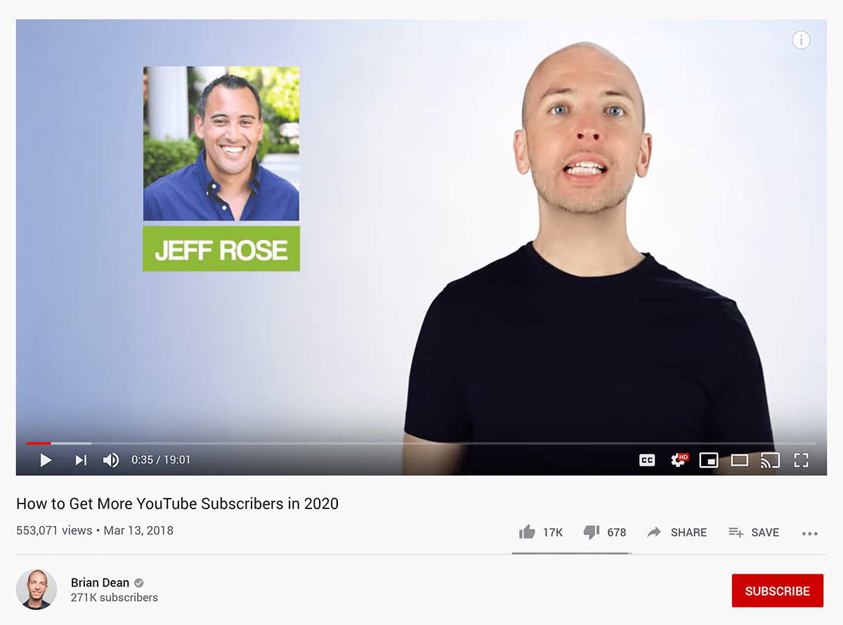 How to Get More YouTube Subscribers – Video