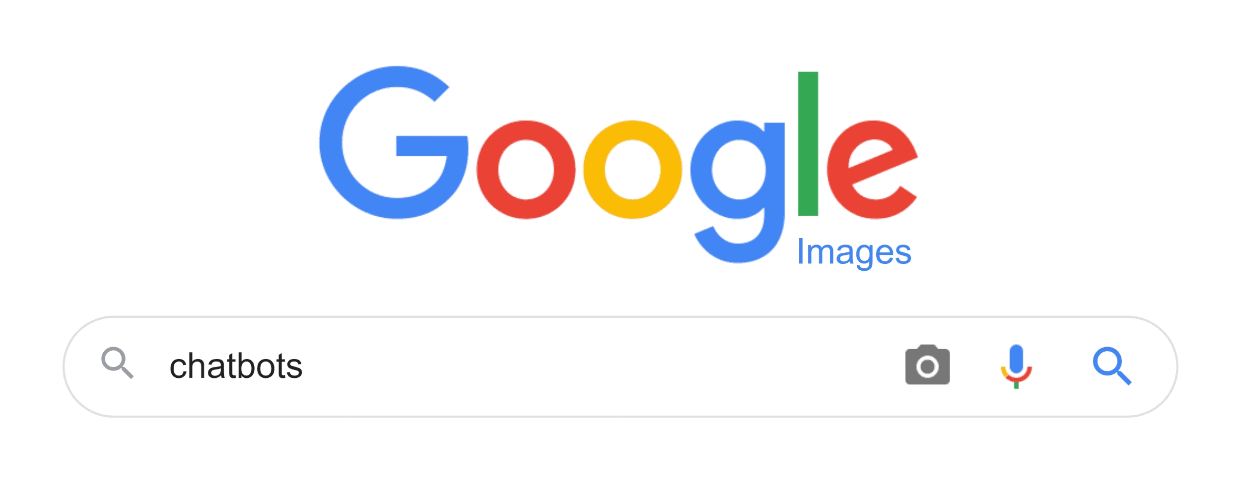 Google images – Search – Chatbots