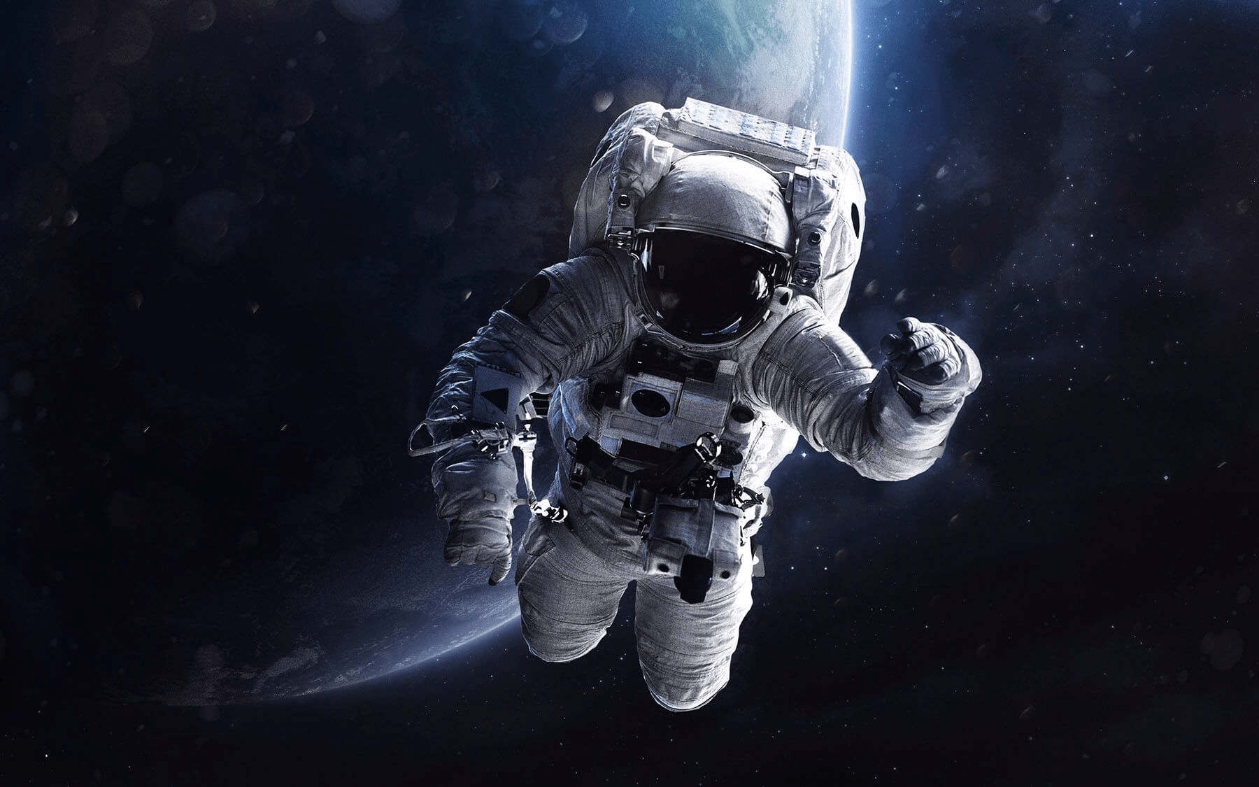 Astronaut example search