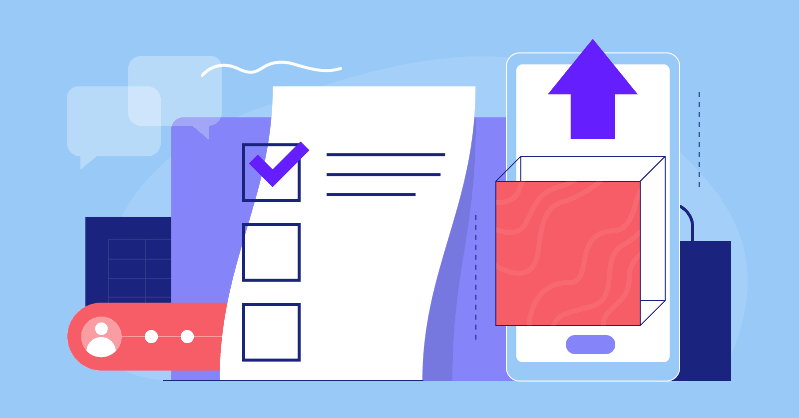 The Complete Product Launch Checklist [Free Template]