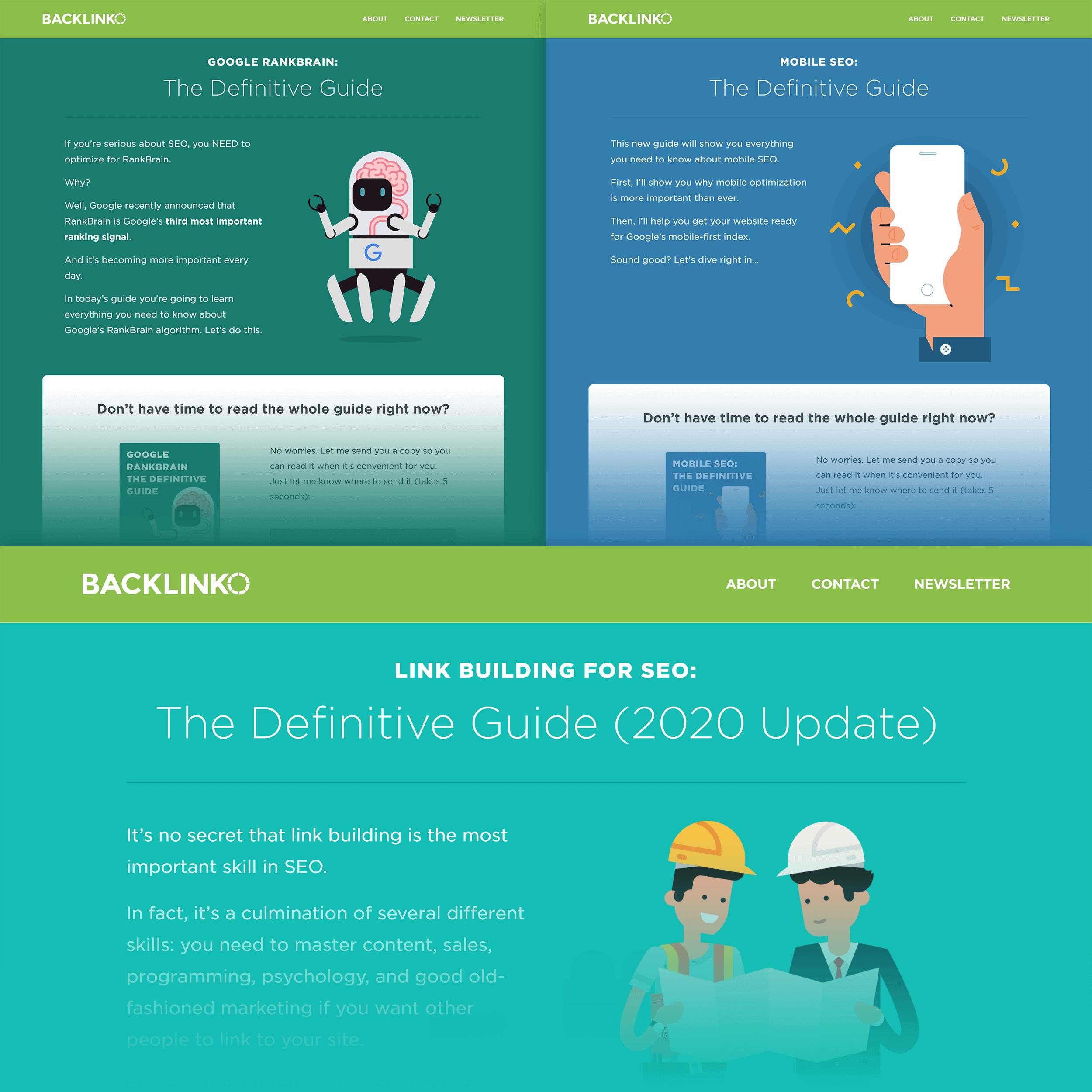 Backlinko Guides