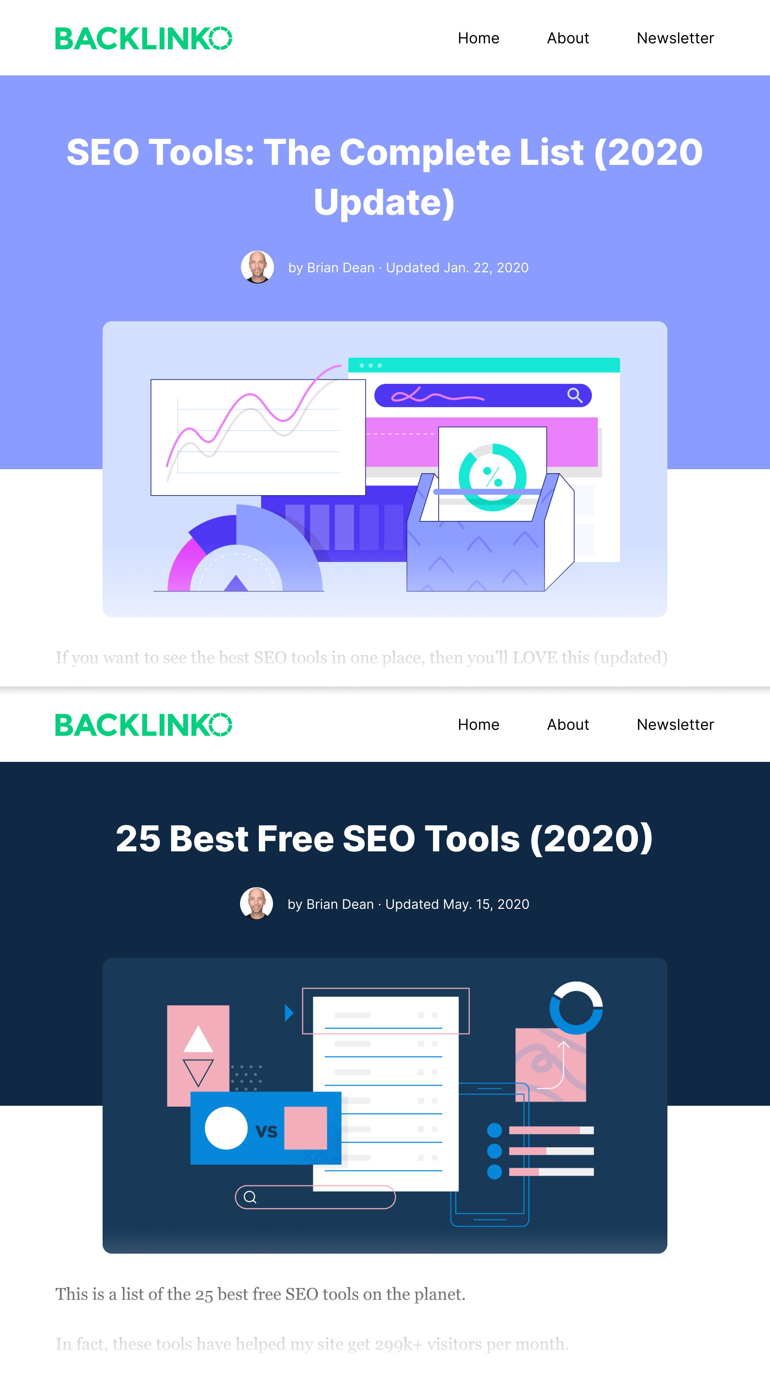 Similar topics posts – SEO tools