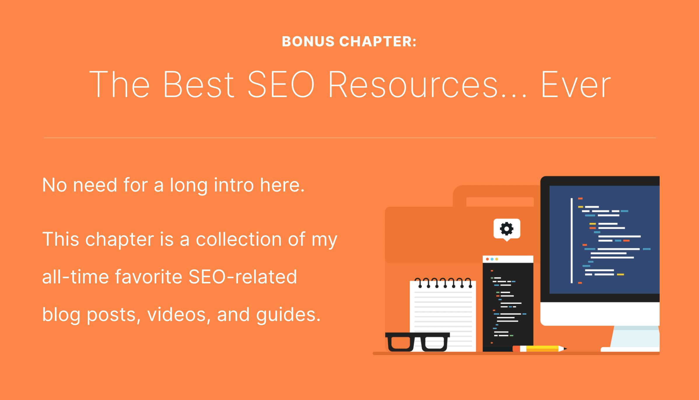 Learn SEO Fast – Bonus Chapter
