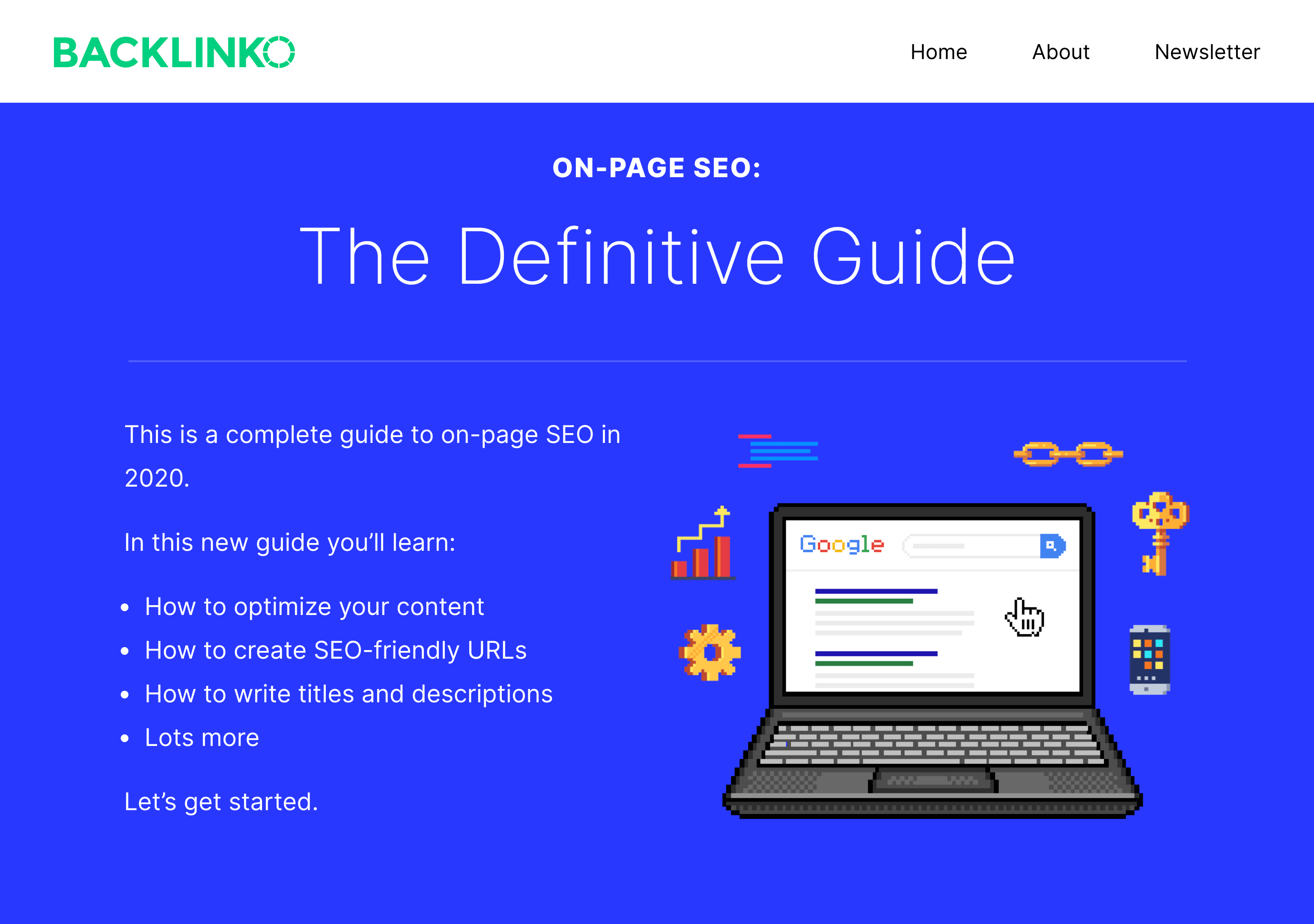 On-Page SEO Post