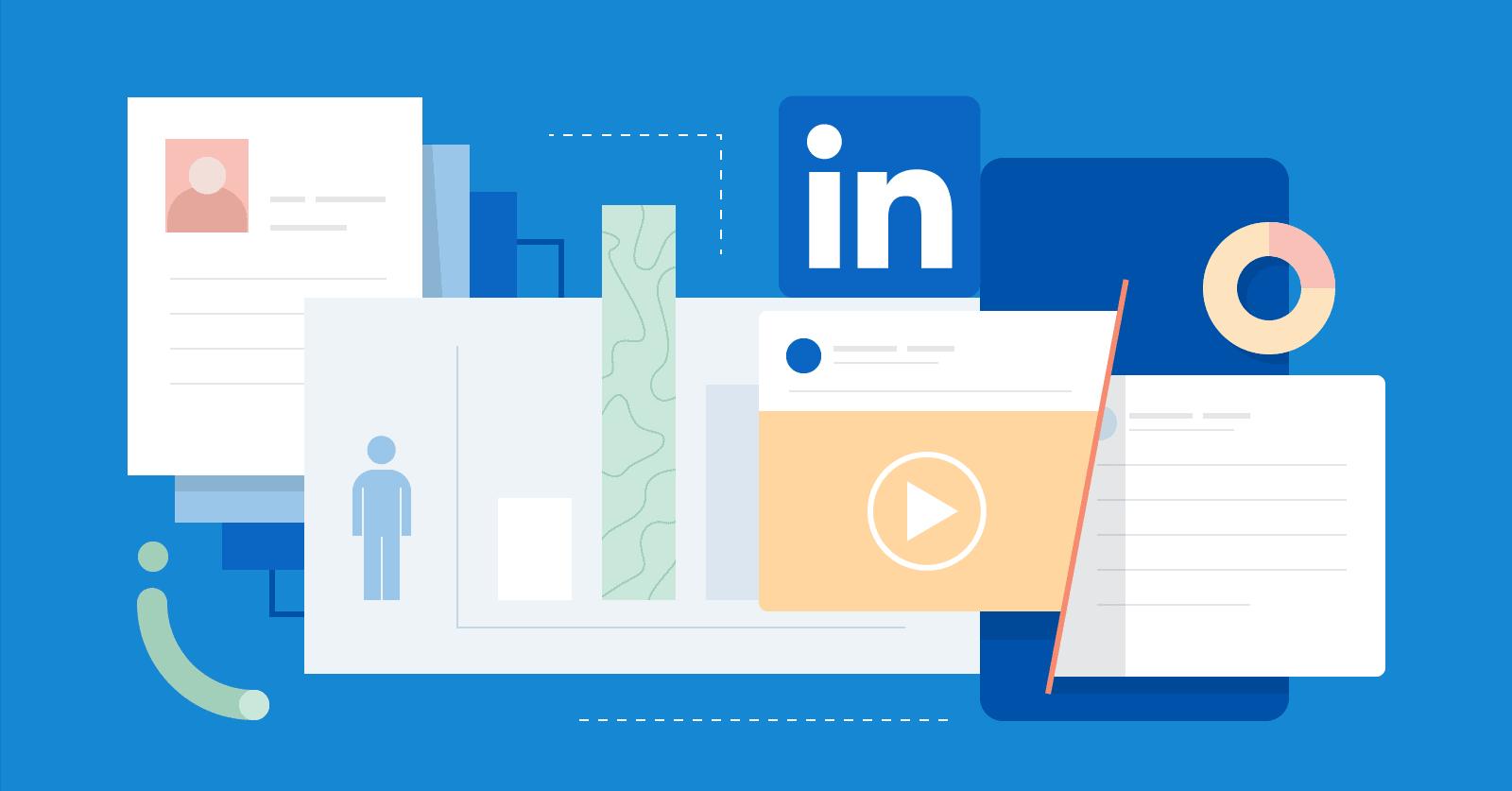 34 important LinkedIn statistics
