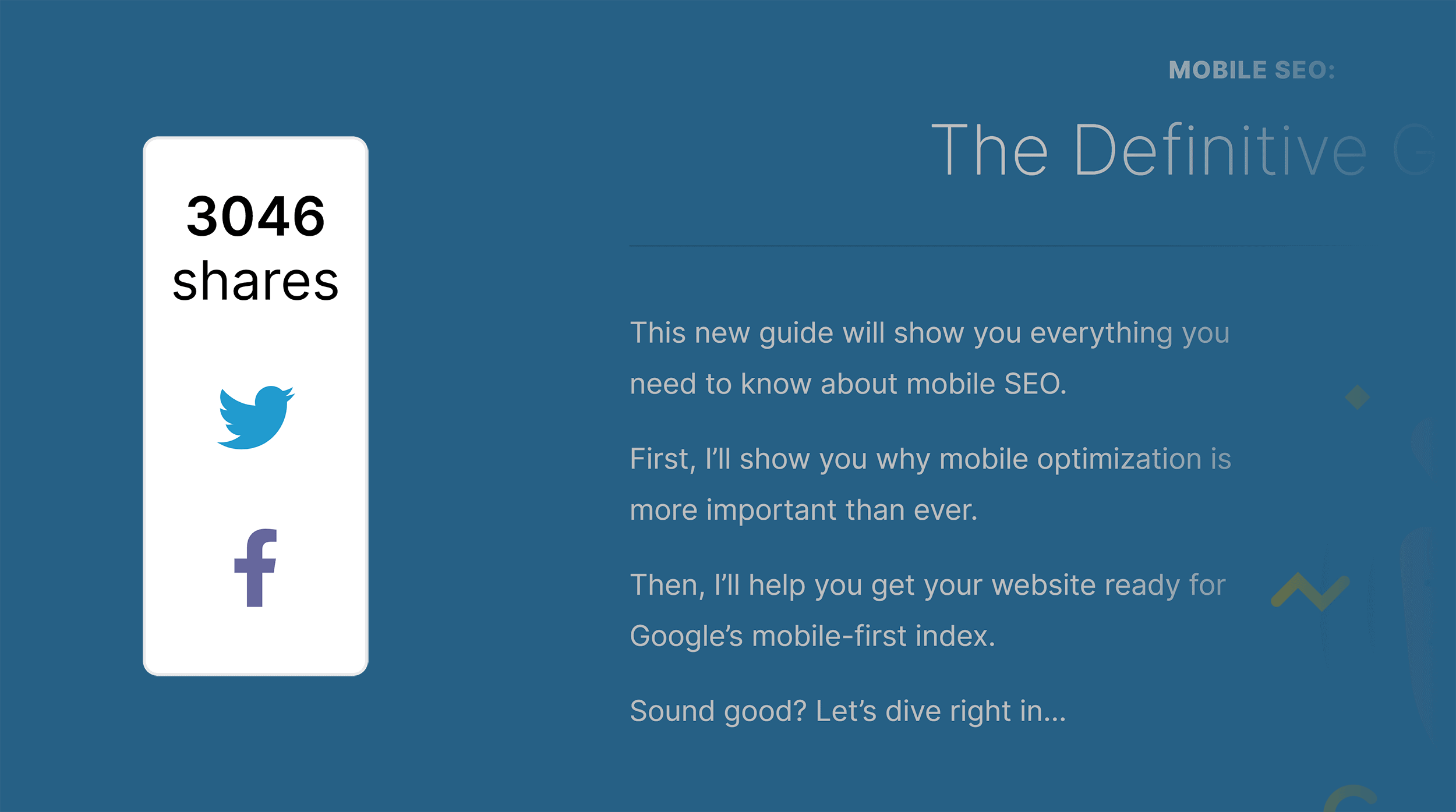 Mobile SEO guide – Shares