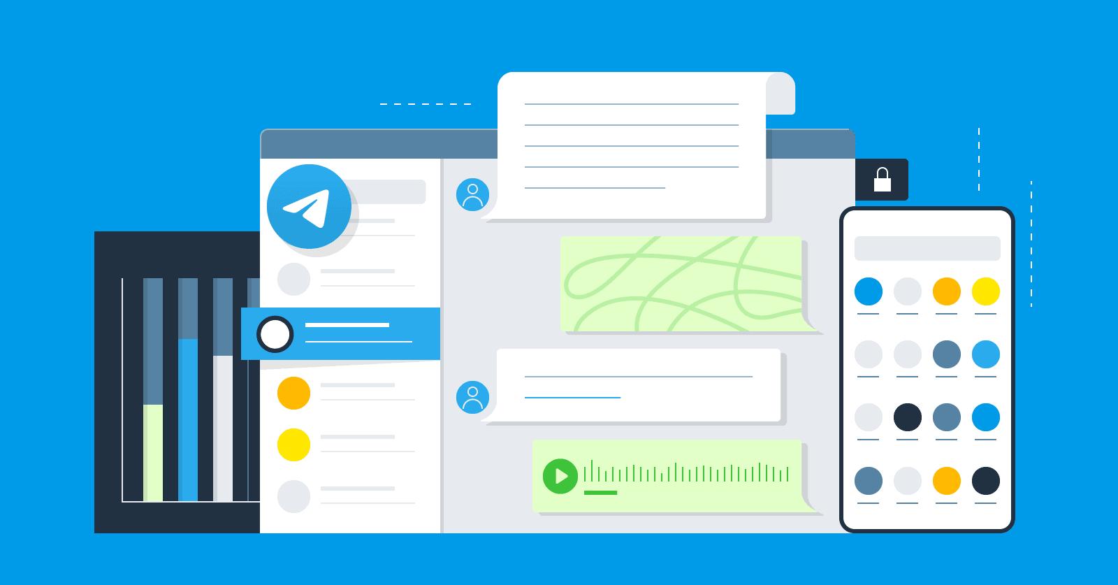 Telegram Usage and Growth Statistics: How Many People Use Telegram?